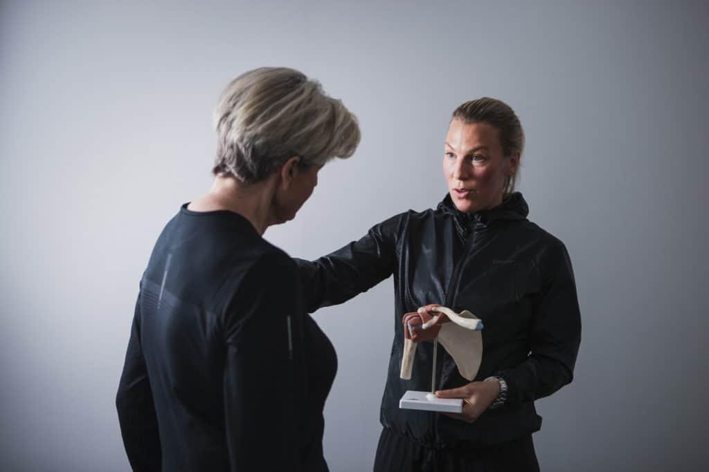Emma Geelnard, Legitimerad Fysioterapeut